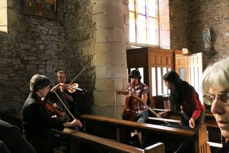 Atelier de chant choral et Orchestre de Montfort